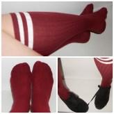 smelly tube socks