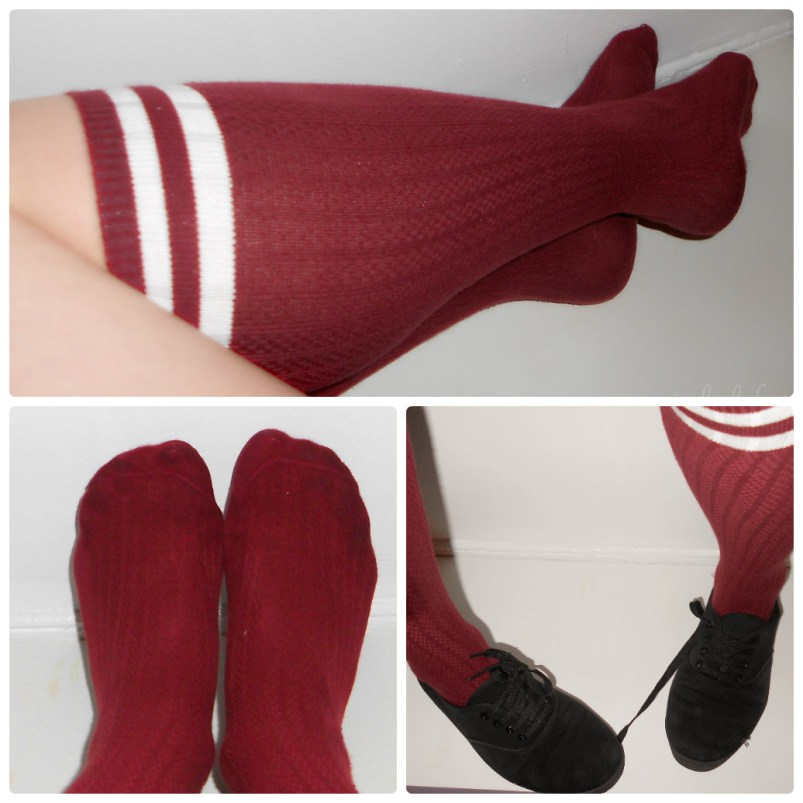 smelly tube socks
