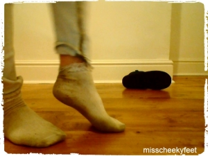 Day 5 socks challenge