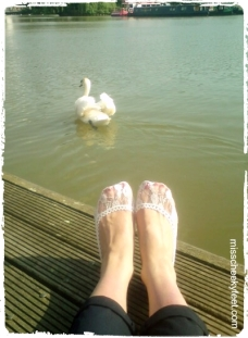 Feet by Harbour