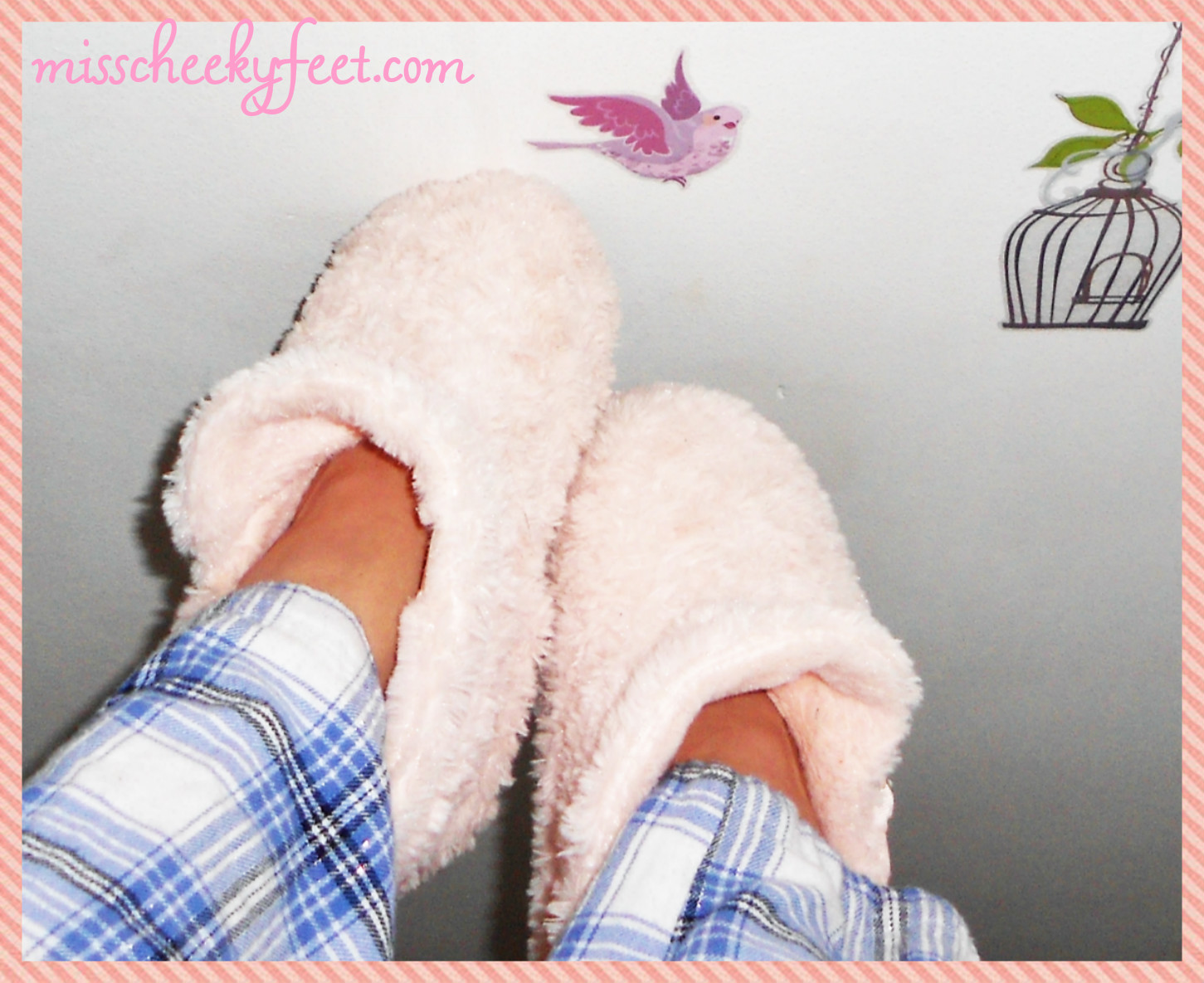 Slippers Cosy Sock Pics Miss Cheeky Feet