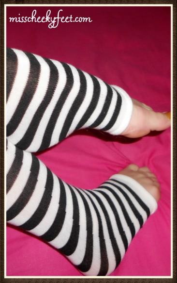 In my socks