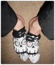 Half Off Monster Socks